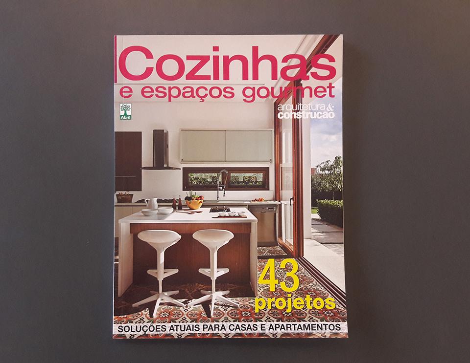 Revista Cozinhas e Espaços Gourmet