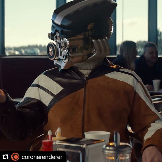 """Repost: For this blog article, we spoke with John Crawshaw of @wearelut to hear about what went into the making of the """"Turning Petrol Heads"""" series of TV slots and printed ads for the Hyundai i30n: https://corona-renderer.com/blog  #coronarenderer #vfx #hyundai #rendering #3dsmax"""