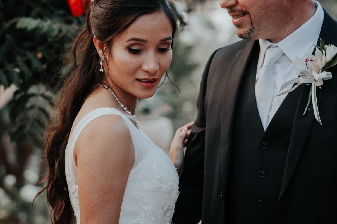 Cindy & Taha- Balboa Park Wedding