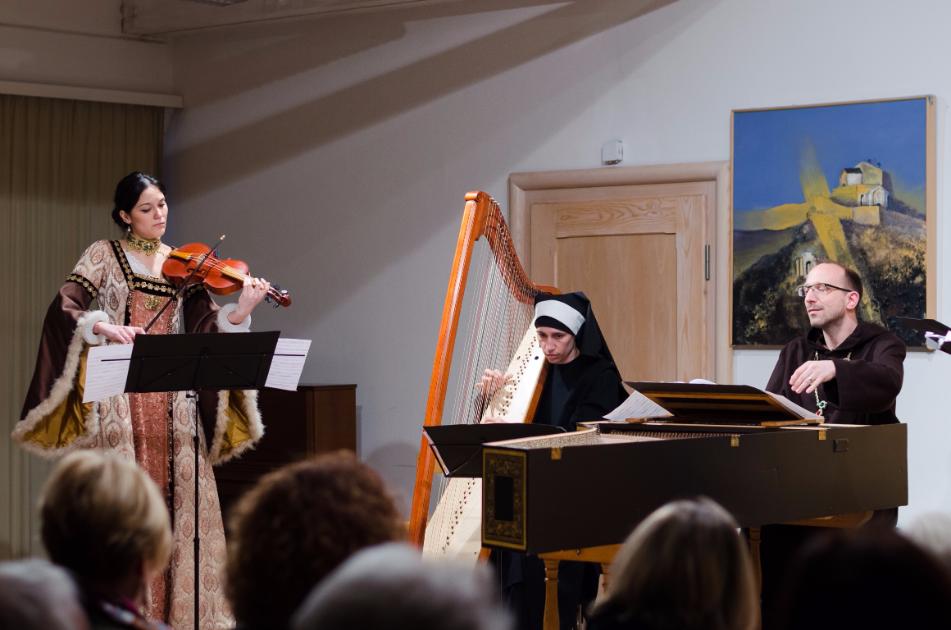 Concert with  Neue Hofkapelle Graz   Photo credits:  Thomas Klebel