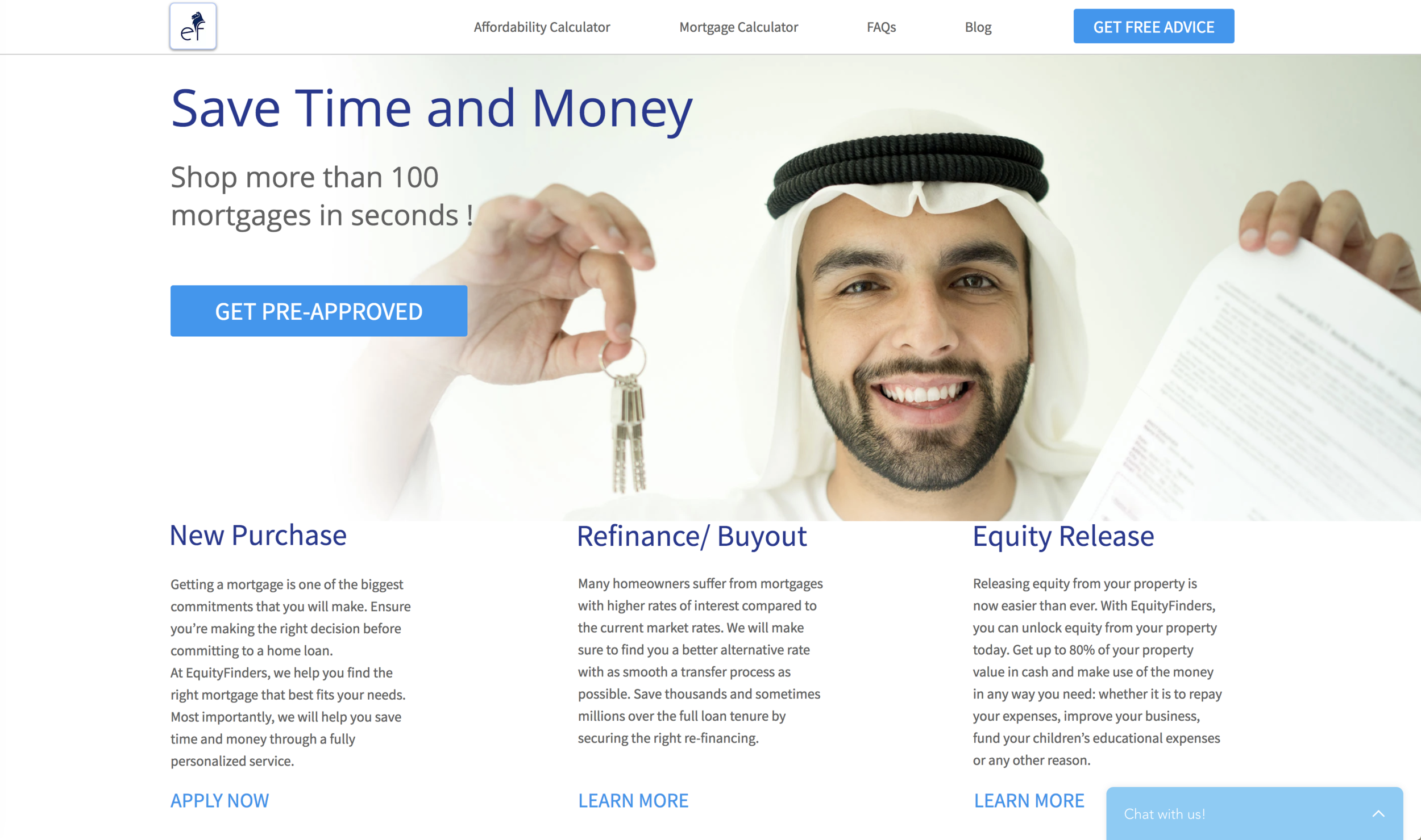 Equity Finders Mortgage Brokers