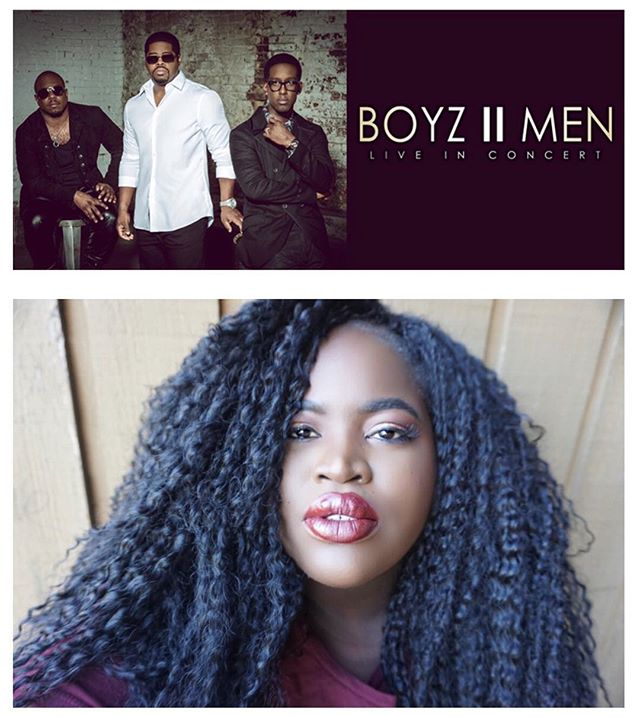 I am so excited to announce that I will be the opening act for @boyziimen on February 17, at bergenPac! This is such an amazing opportunity and I can't wait to perform on the same stage as this legendary and iconic group. My boy @lesterp and I have already started working on creating an amazing new set for this show.  Tickets are still available but they are selling fast. I would love to see you there! This is definitely going to be a show to remember✨✨✨