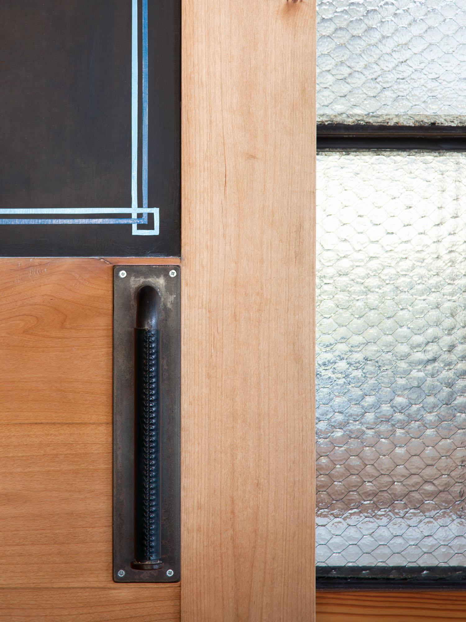 McCray & Co. - St. Philip - Door Detail