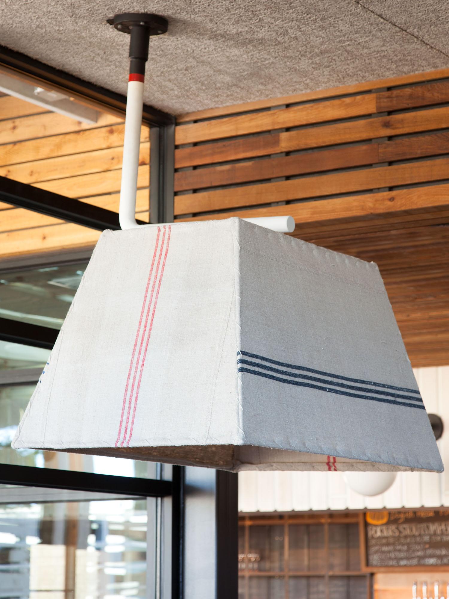 McCray & Co. - St. Philip - Custom Light Detail