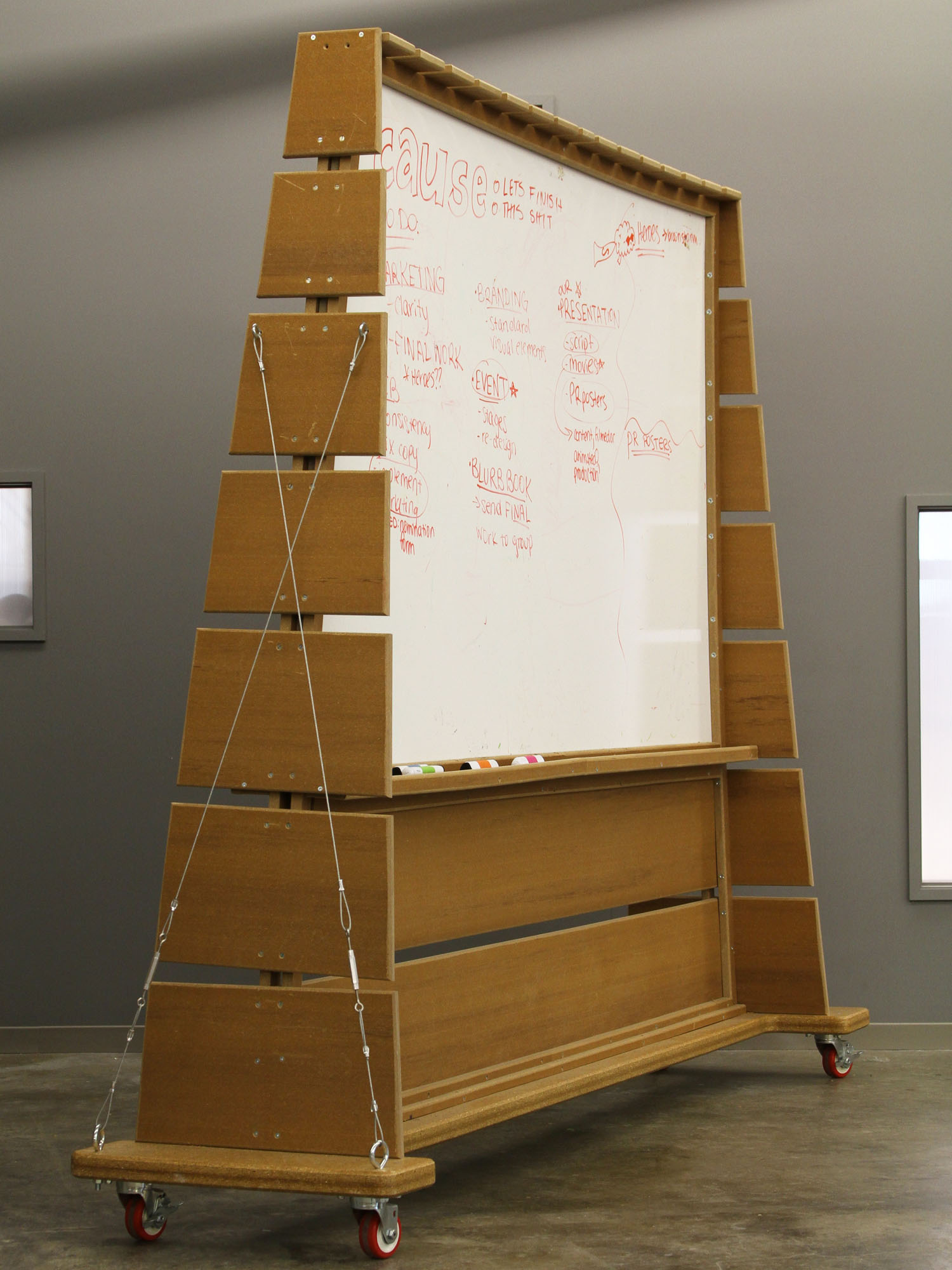 McCray & Co. - COLAB - Custom White Board