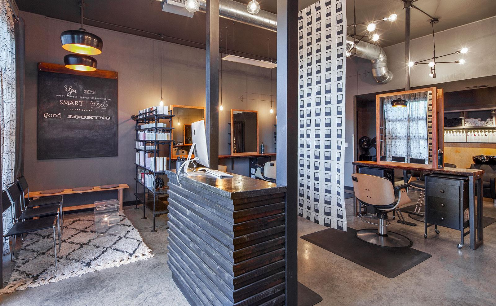 McCray & Co. - Method.Hair - Interior