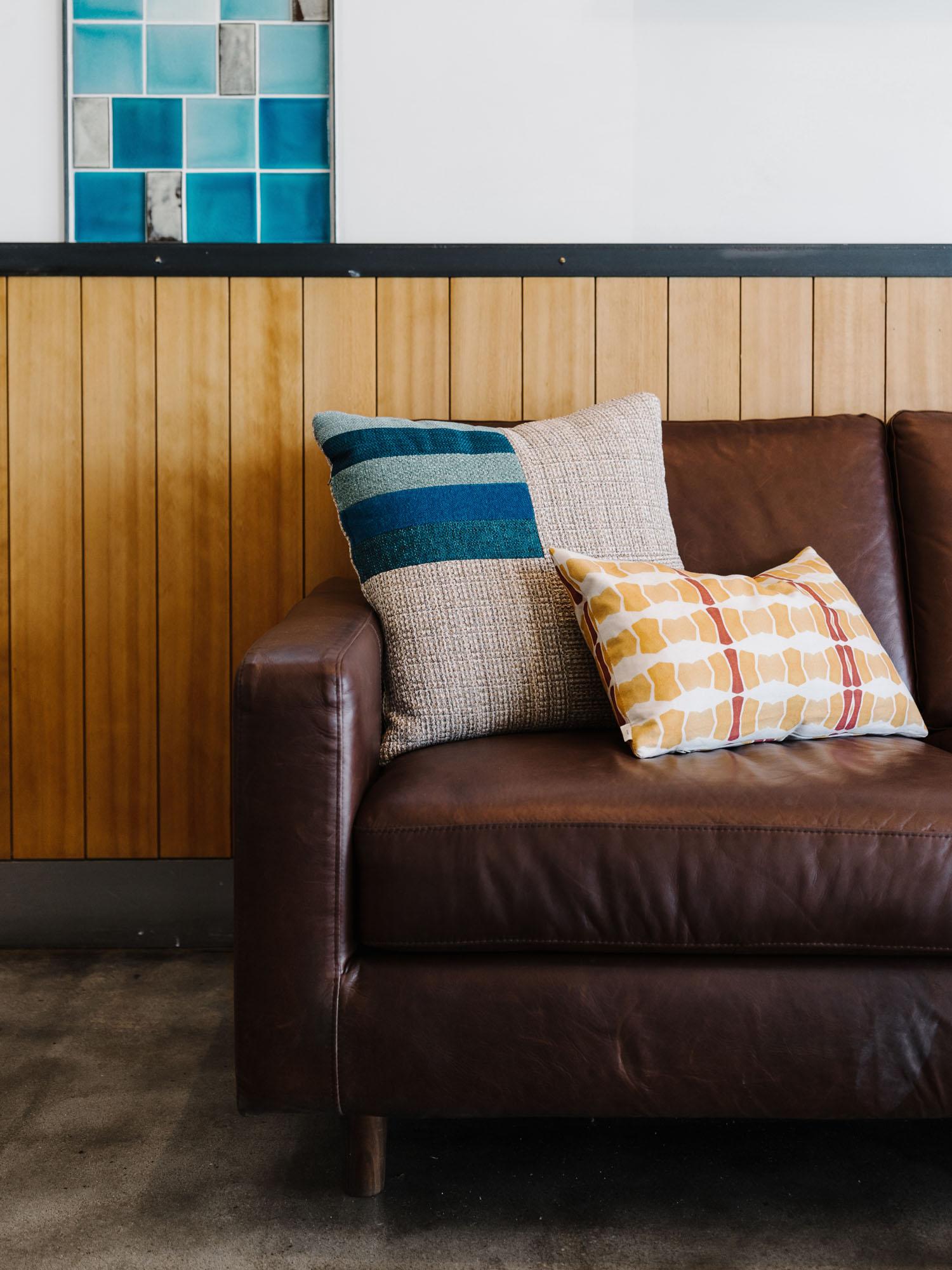 McCray & Co. - Picnik - Custom Pillow Detail