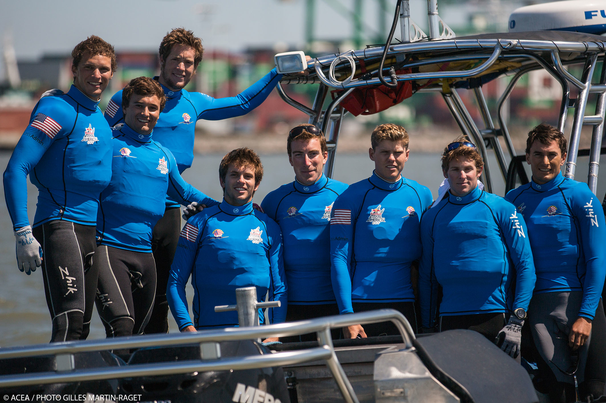 American Youth Sailing Force