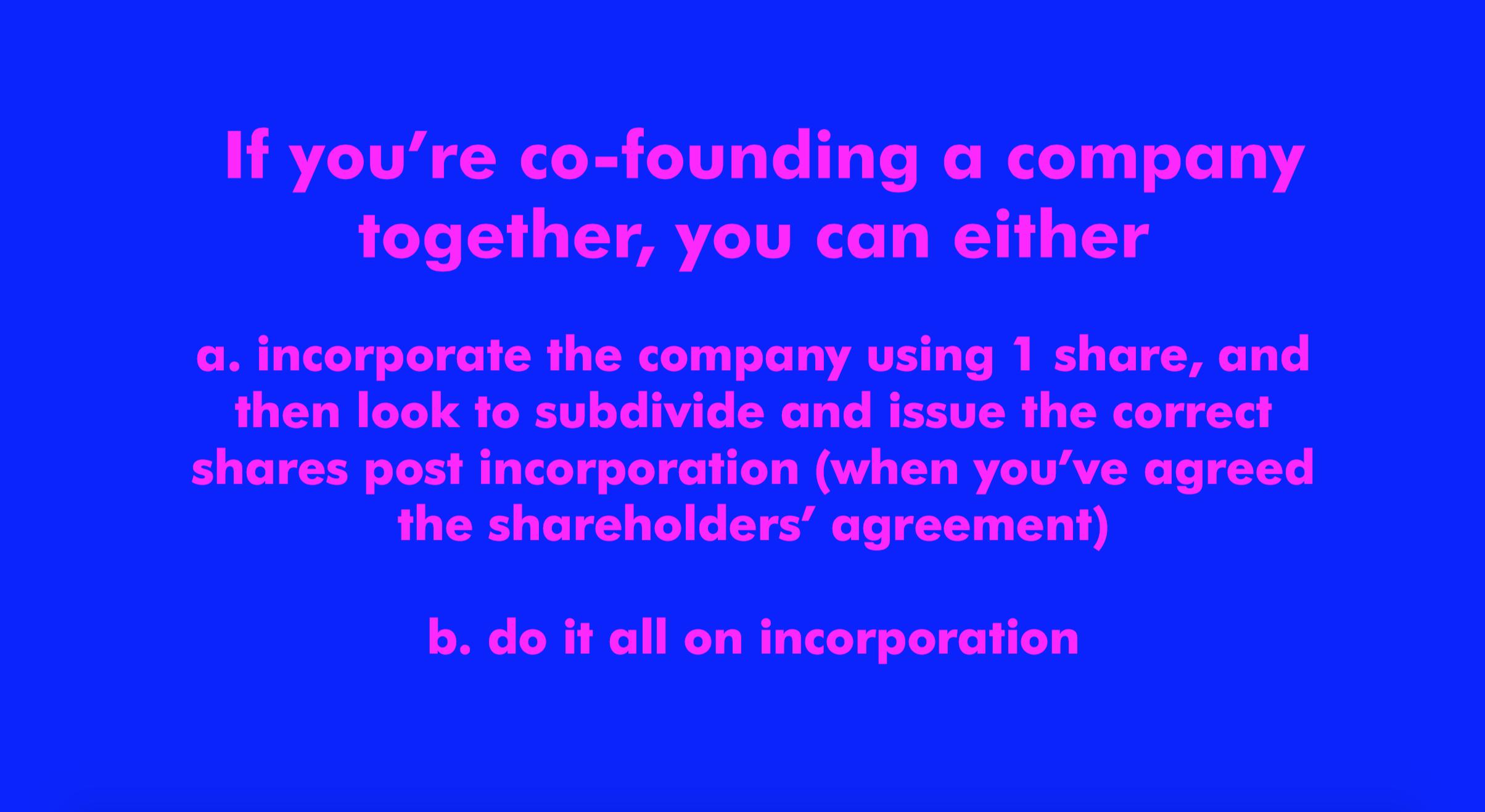 FutureGirlCorp   Incorporating Your Company