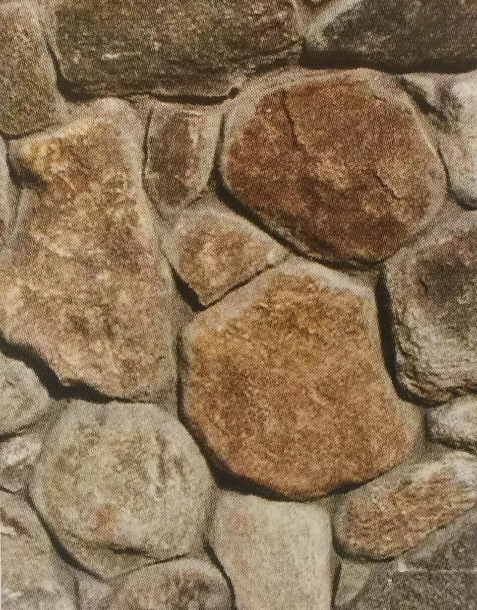 New England Round Mosaic