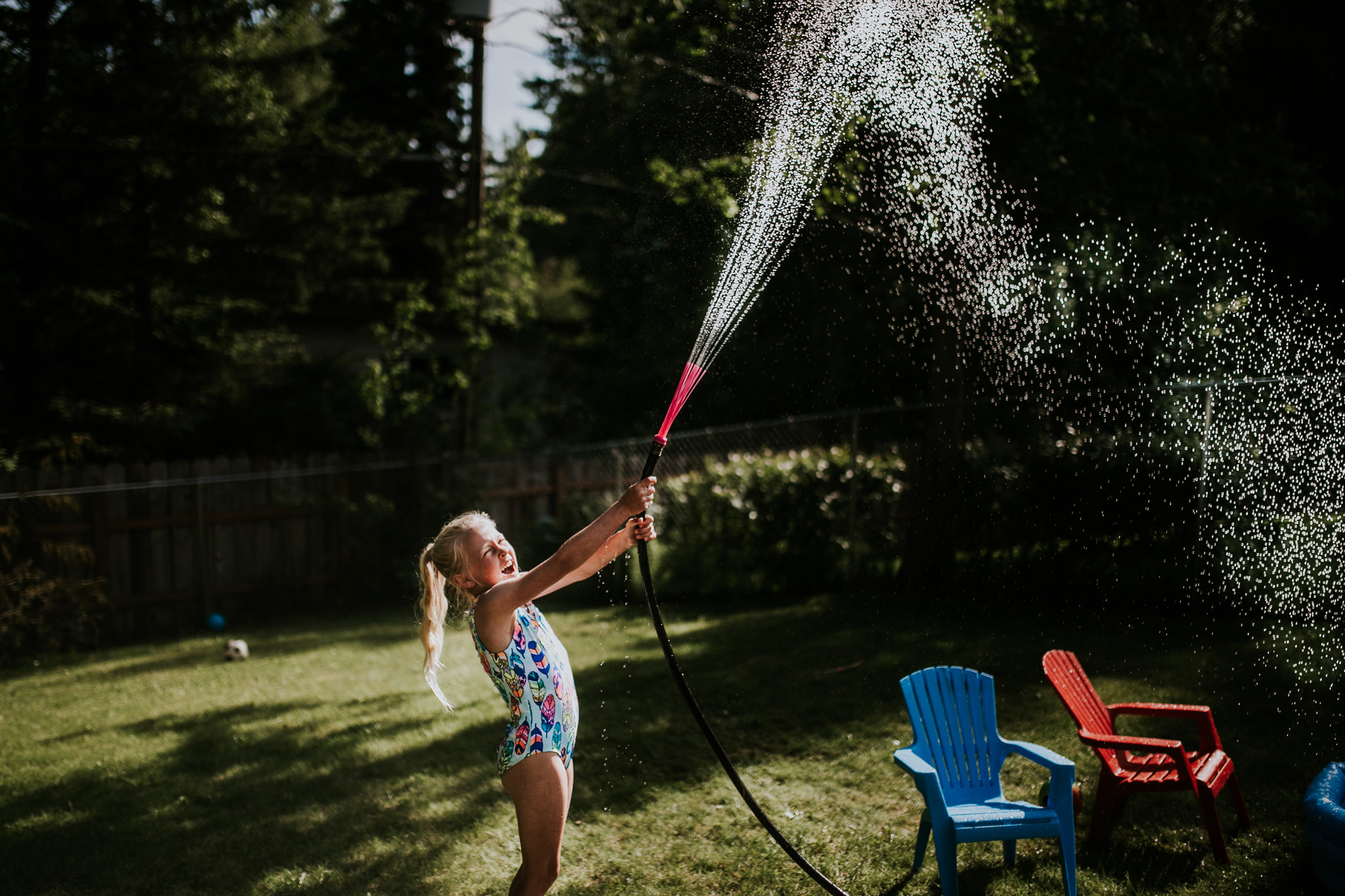 sprinkler time = fun -