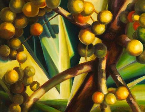 Abundance  - 11x14 - Oil on Panel - $575.00