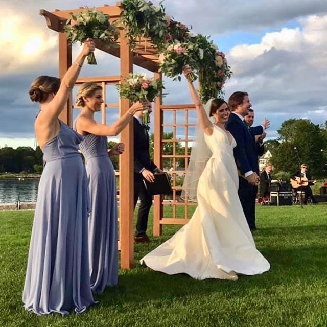 On August 24 Nick Fletcher added the beautiful and accomplished Allison Tracy to the Fletcher family and there was some serious celebrating!