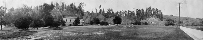 Old Mill Golfcourse.