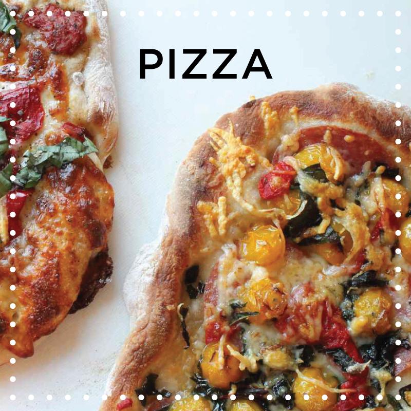 crawfish etouféE Pizza