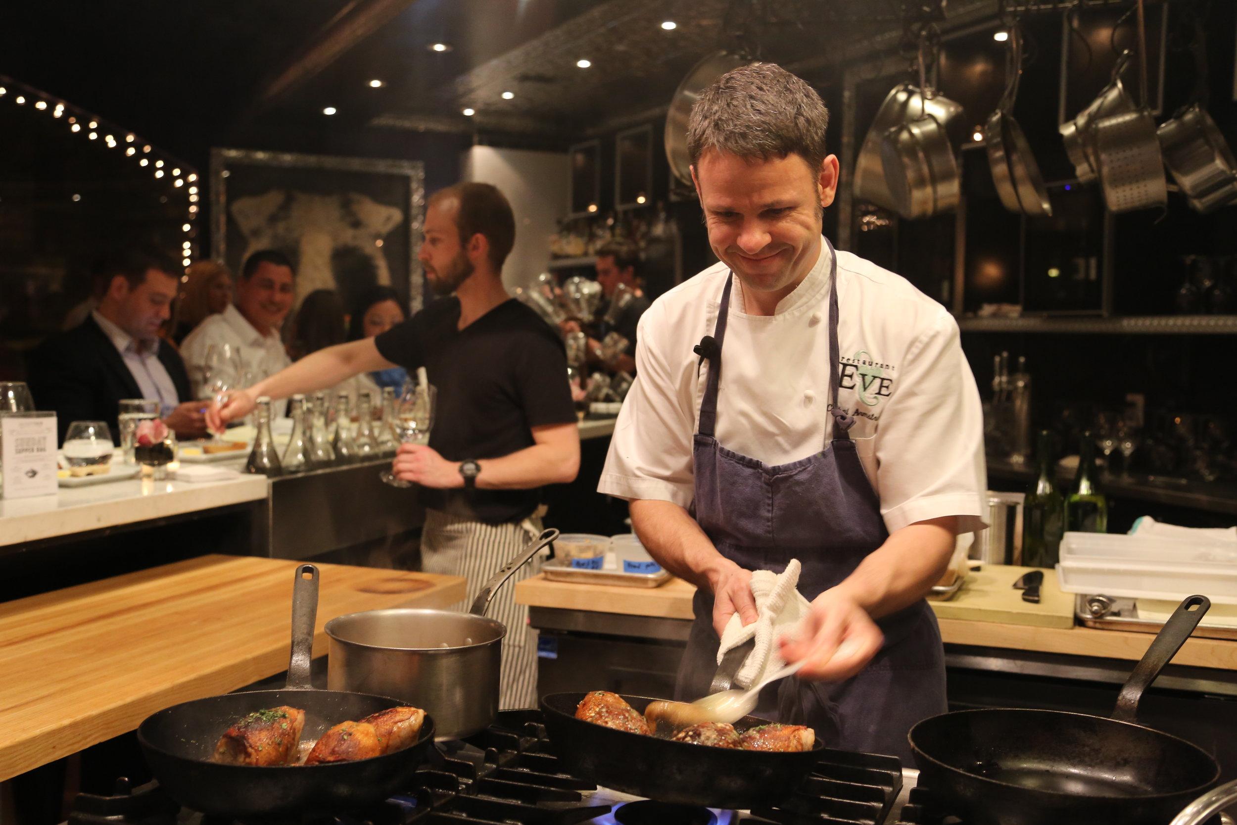 Chef Armstrong at Society Fair Steak Night.JPG