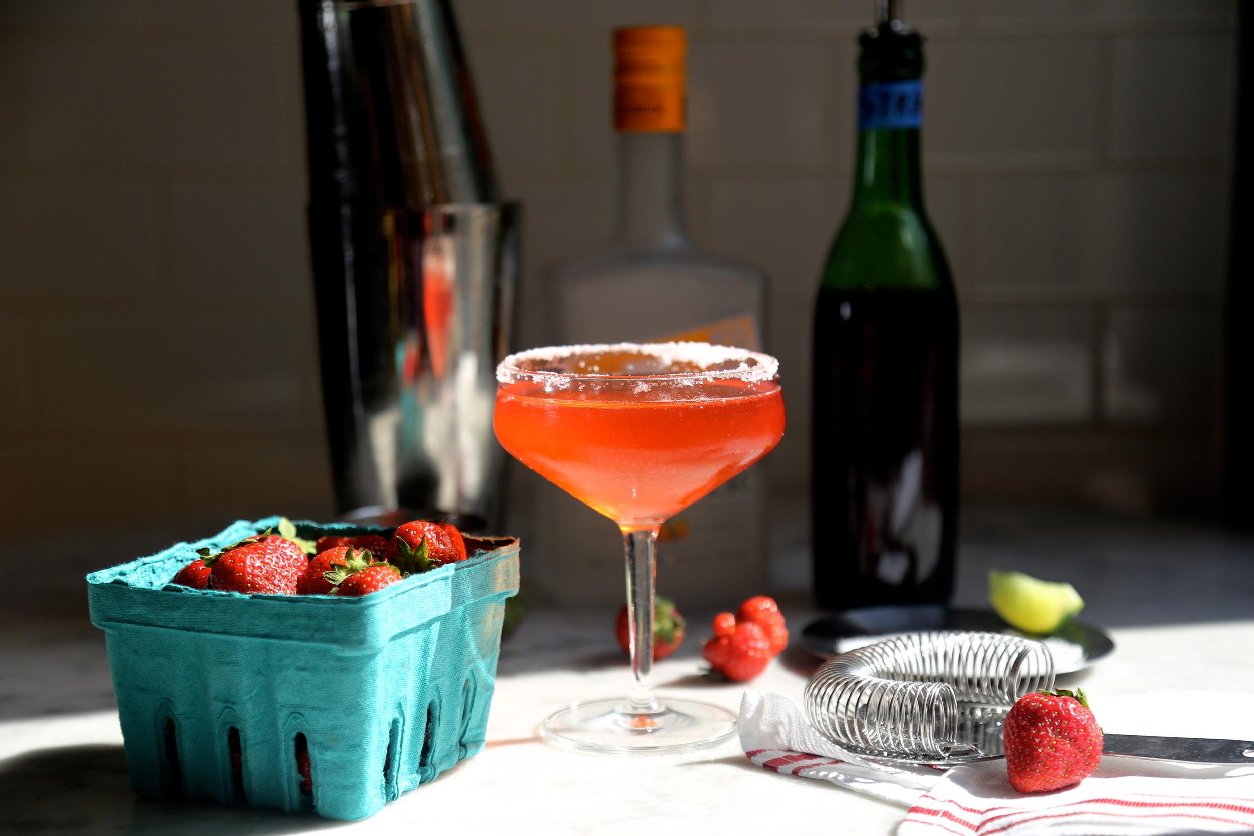 It's NOT a Strawberry Margarita cocktail at Society Fair.JPG