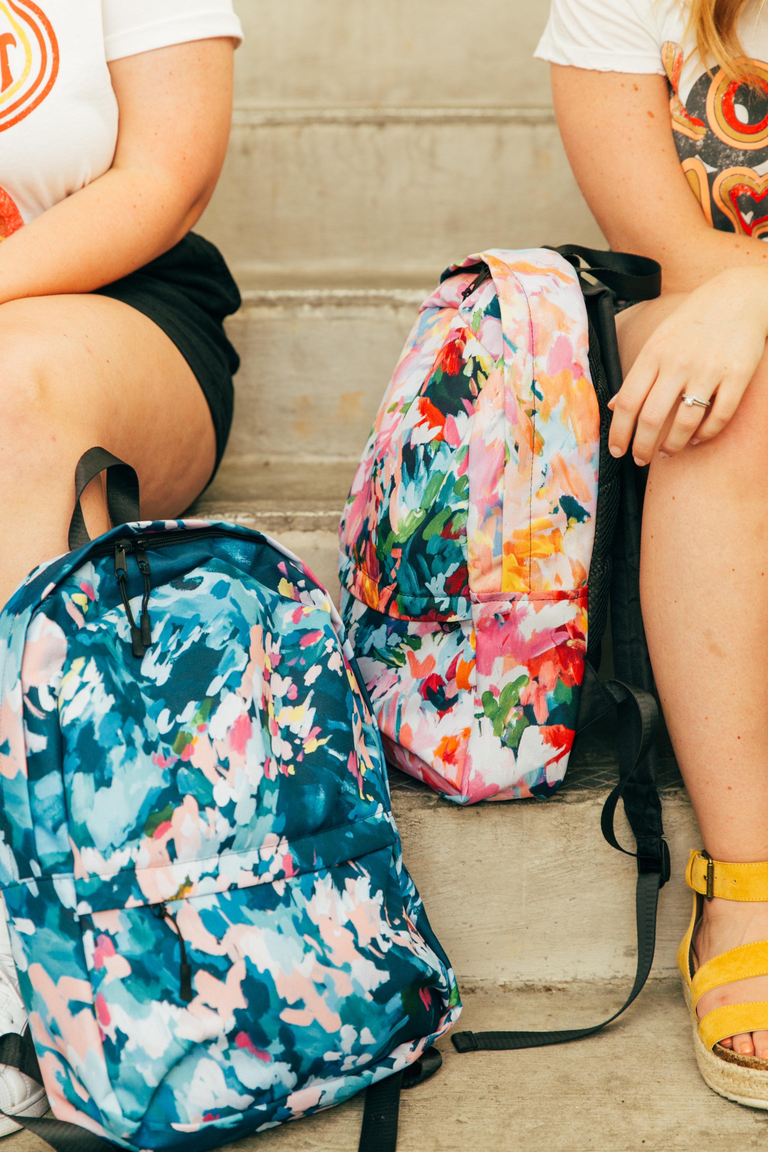 Taylor Lee Paints :: Original Design Backpacks