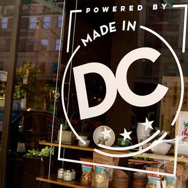 Guys, we totally made a store! This week we launched DC's first retail space + cafe dedicated to only #madeindc producers. Follow us ➡️ @shopmadeindc. We are overwhelmed by the support + encouragement of our city #shoplocal #shopmadeindc #dupontcircle