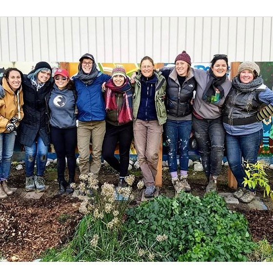 Thanks to @cityblossoms, 1000s of kids have access to gardens, programming and entrepreneurship programs. Remember to give back to the people that make your community better #givingtuesday