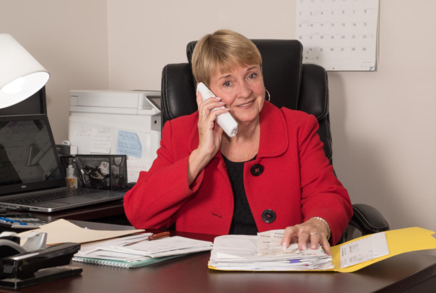 Ann Maguire, CEO