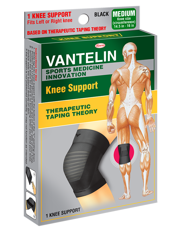 VANTELIN: Joint Supports