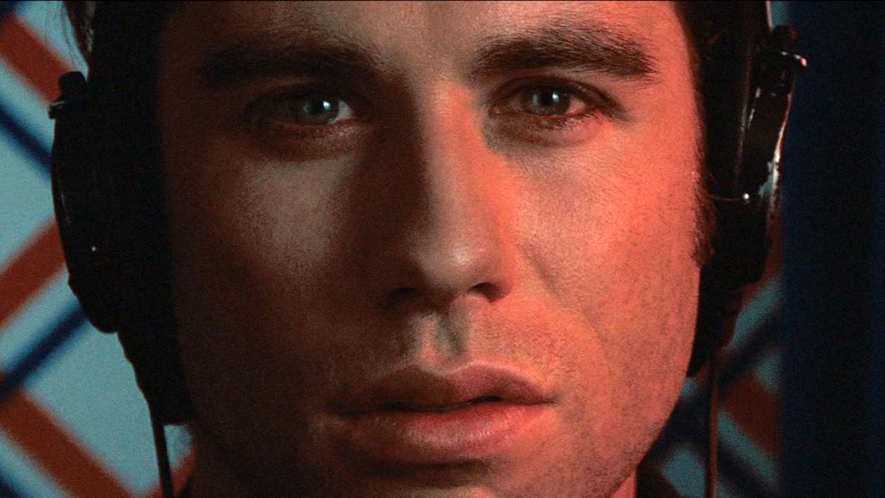 John Travolta as Jack Terry in Brian De Palma's  Blow Out  (1981)