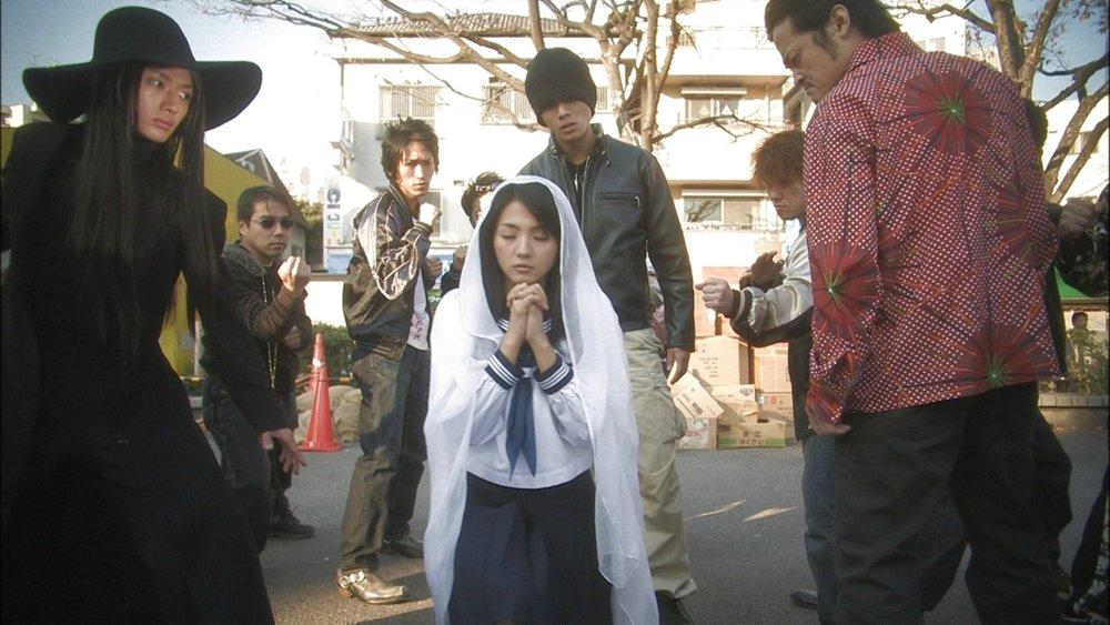 Heading East: Love Exposure (2008) — Talk Film Society