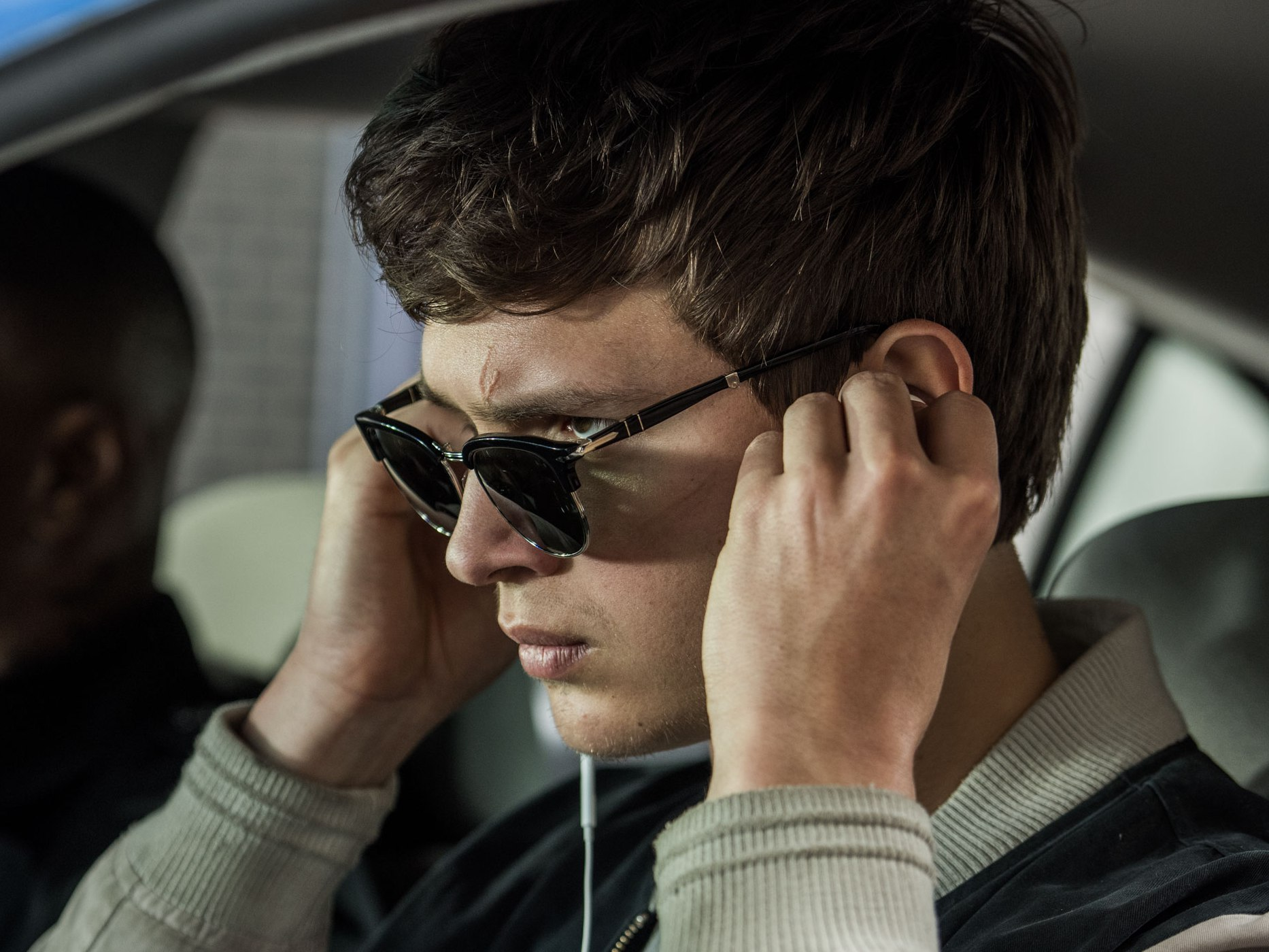 Baby Driver, Edgar Wright, Ansel Elgort, Lily James, Jamie Foxx, Jon Hamm, Kevin Spacey, Jon Bernthal, Cornetto Trilogy, Shaun of the Dead, Hot Fuzz, Scott Pilgrim, The World's End, Heist films, Racing films, Musical films, 2017 films