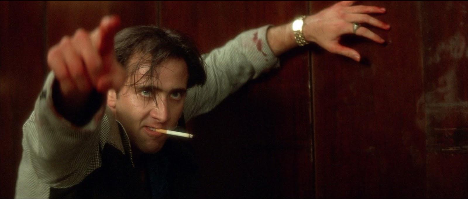 David Lynch, Wild at Heart, Nicolas Cage, Laura Dern