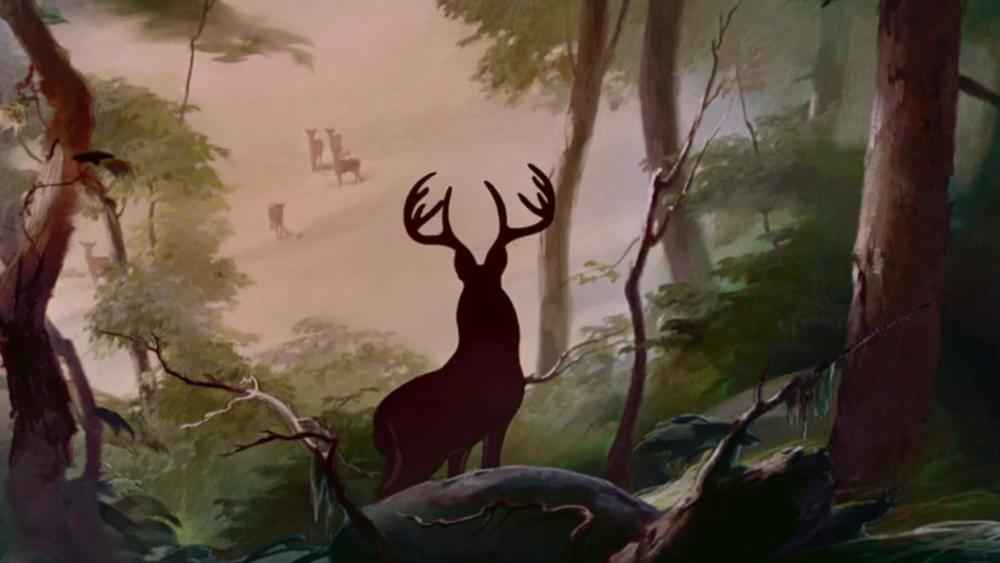 Disney Hall Of Fame Bambi 1942 Talk Film Society