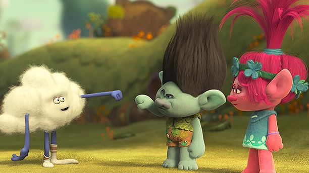 video on demand, VOD, netflix, trolls, anna kendrick, justin timberlake, dreamworks, 20th century fox, animated film, can't stop the feeling, the macelroy brothers will be in trolls 2