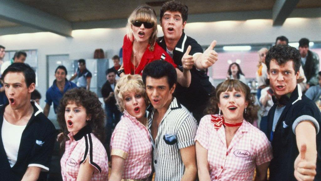 We're Gonna Score Tonight: How Grease 2 is Also the Word