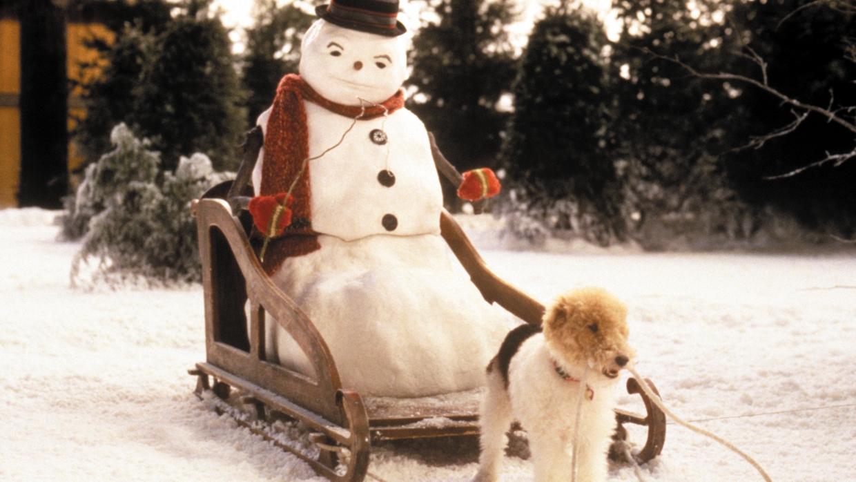 Jack Frost, snowman, weird snowman movie, Michael Keaton, Jack Frost 1998, Kelly Preston, Jack Frost movie,