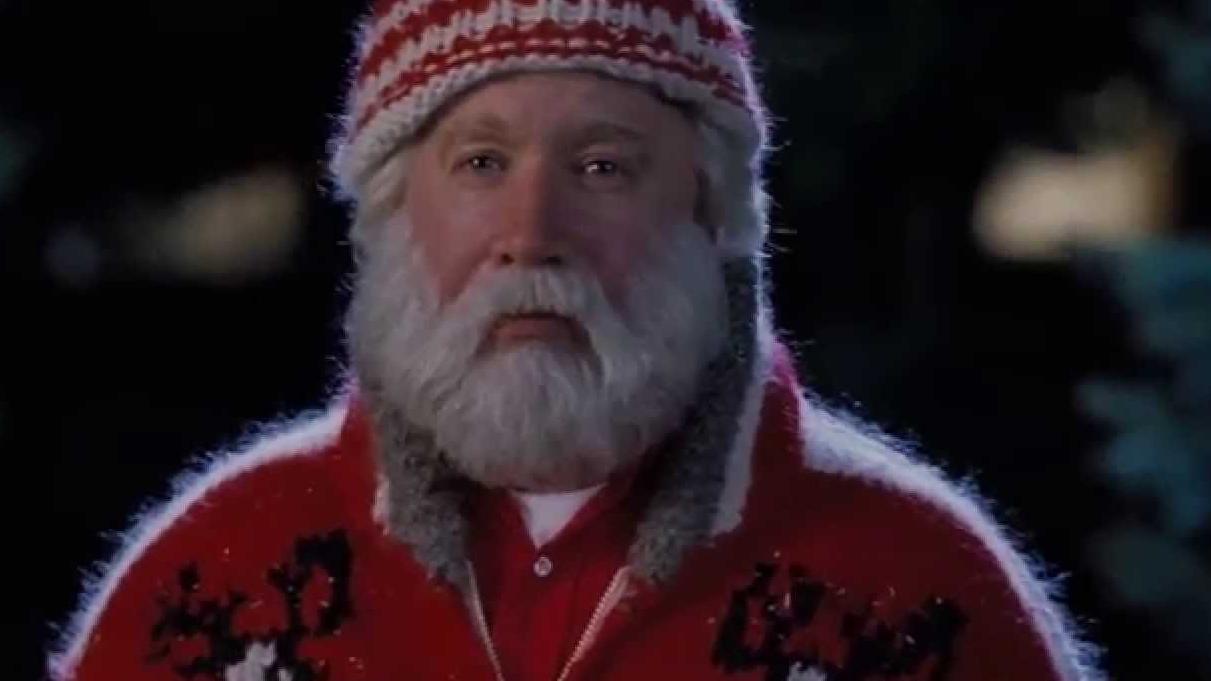 The Santa Clause, the santa clause movie, Tim Allen, Judge Reinhold, Wendy Crewson, Eric Lloyd, Larry Brandenburg, David Krumholtz,