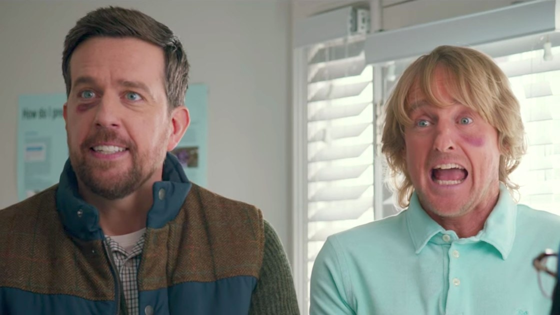 ed helms, owen wilson, father figures, father figures movie