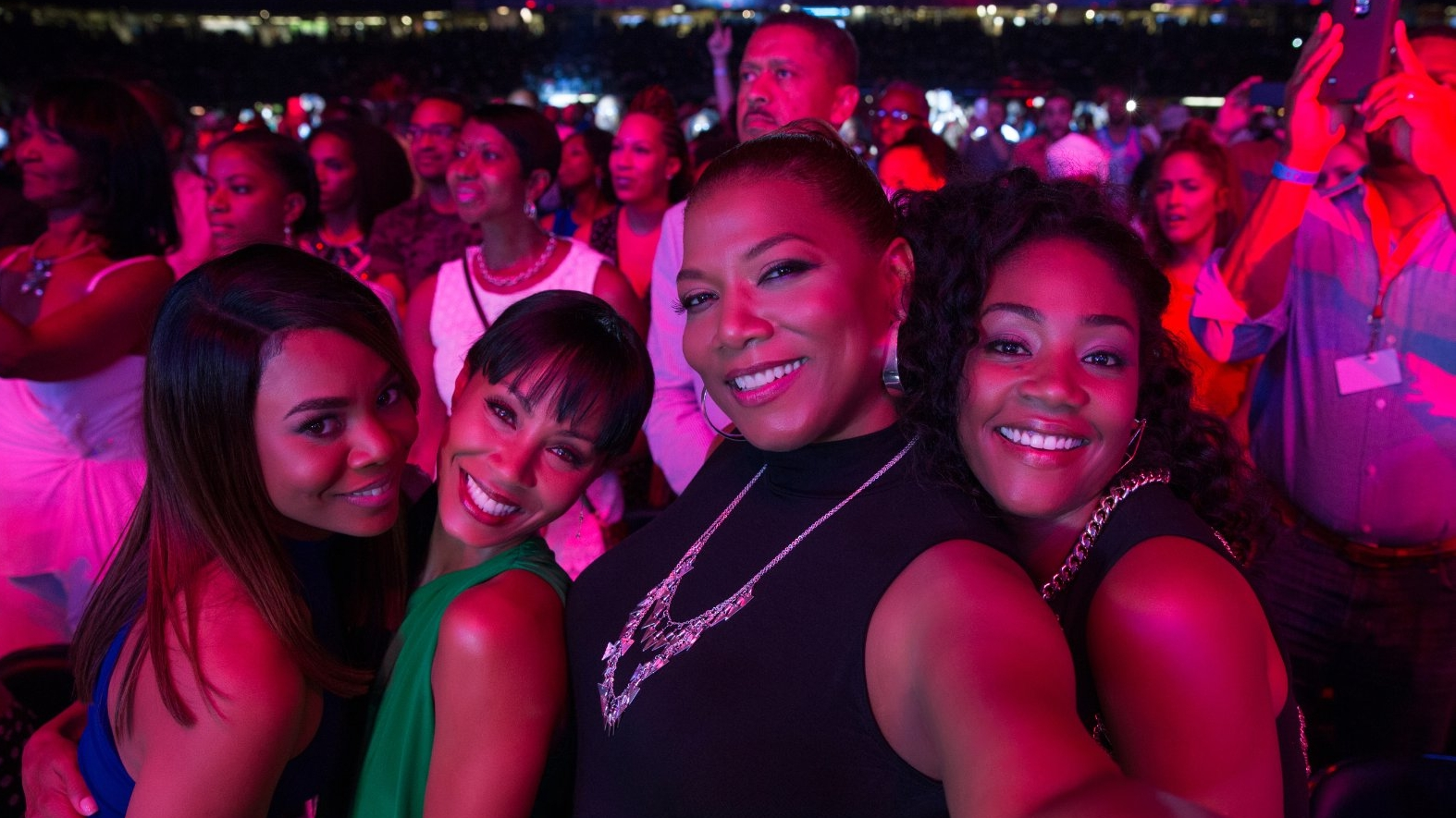 Malcolm D. Lee, girls trip, girls trip movie, Regina Hall, Tiffany Haddish, Larenz Tate, Mike Colter, Kate Walsh, Jada Pinkett Smith, Queen Latifah,