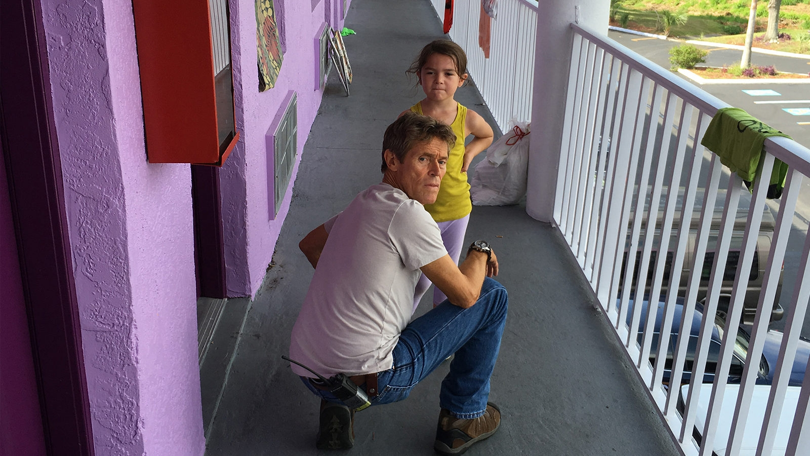 the florida project, the florida project movie, sean baker, willem dafoe,