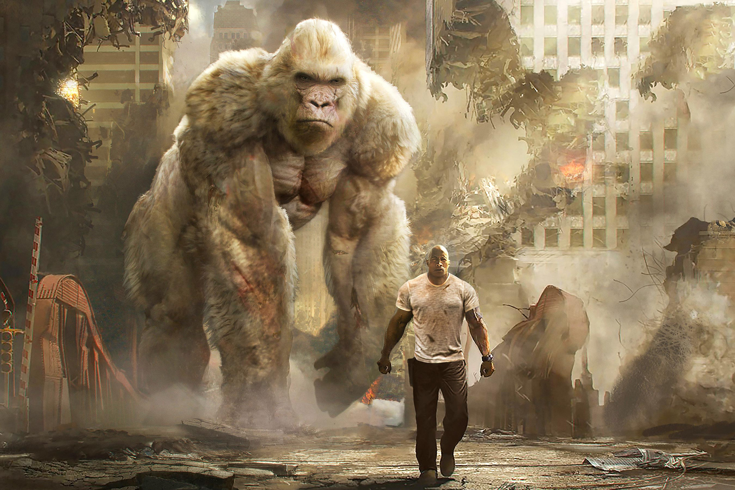 rampage movie 2017, rampage movie the rock, rampage video game movie, watch rampage online