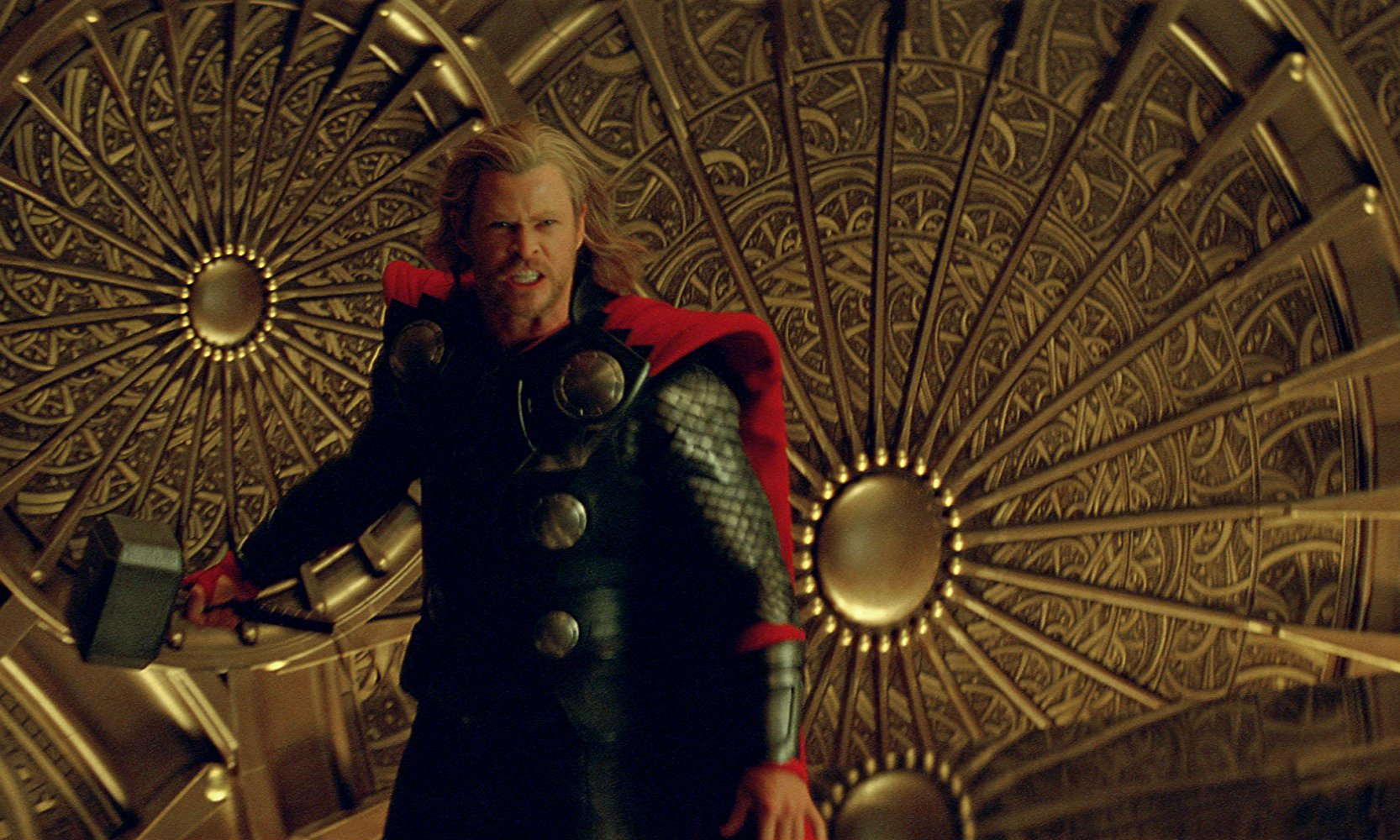 thor marvel cinematic universe