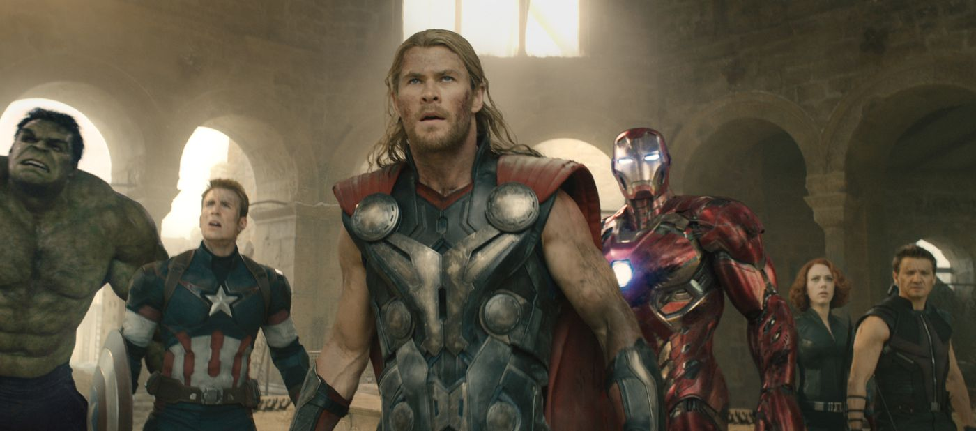 avengers age of ultron marvel cinematic universe