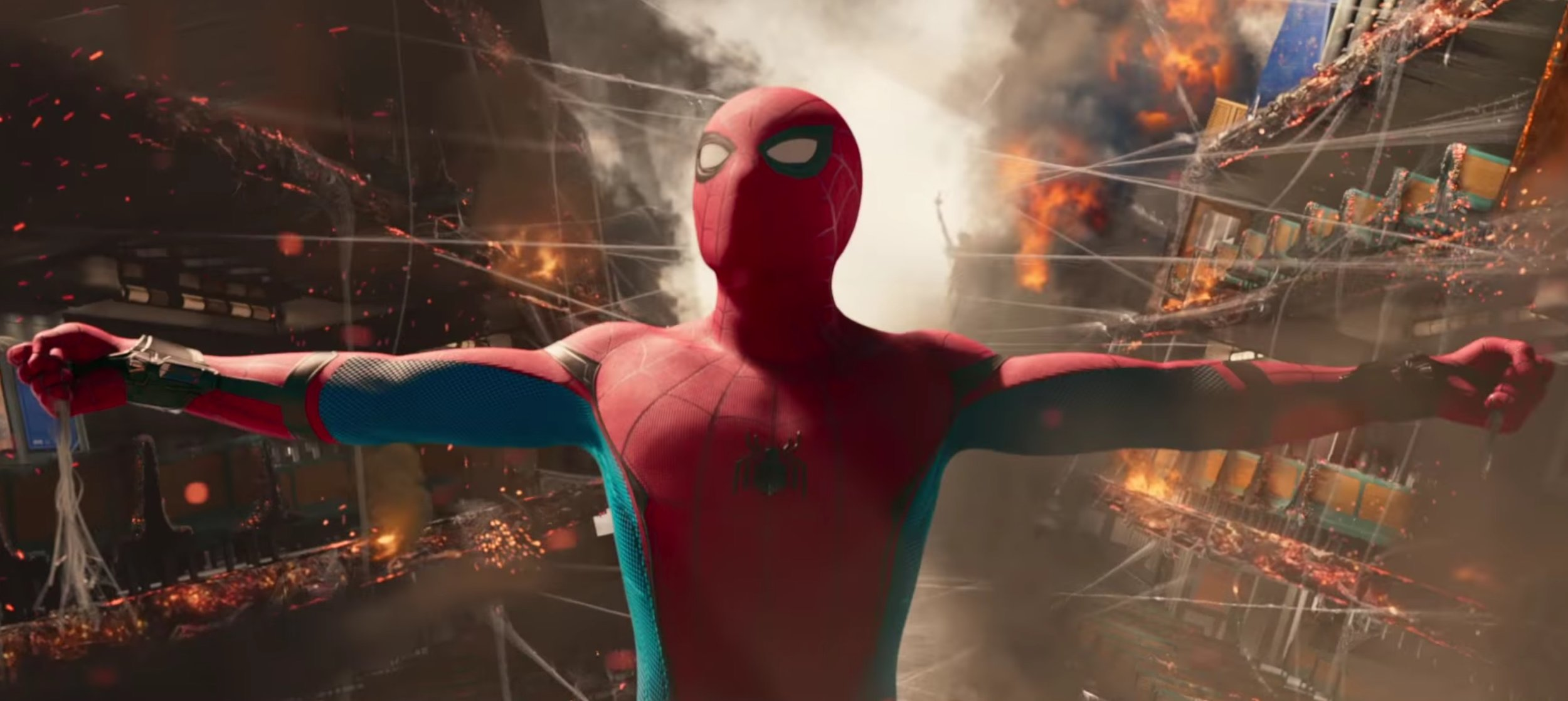spider-man homecoming marvel cinematic universe