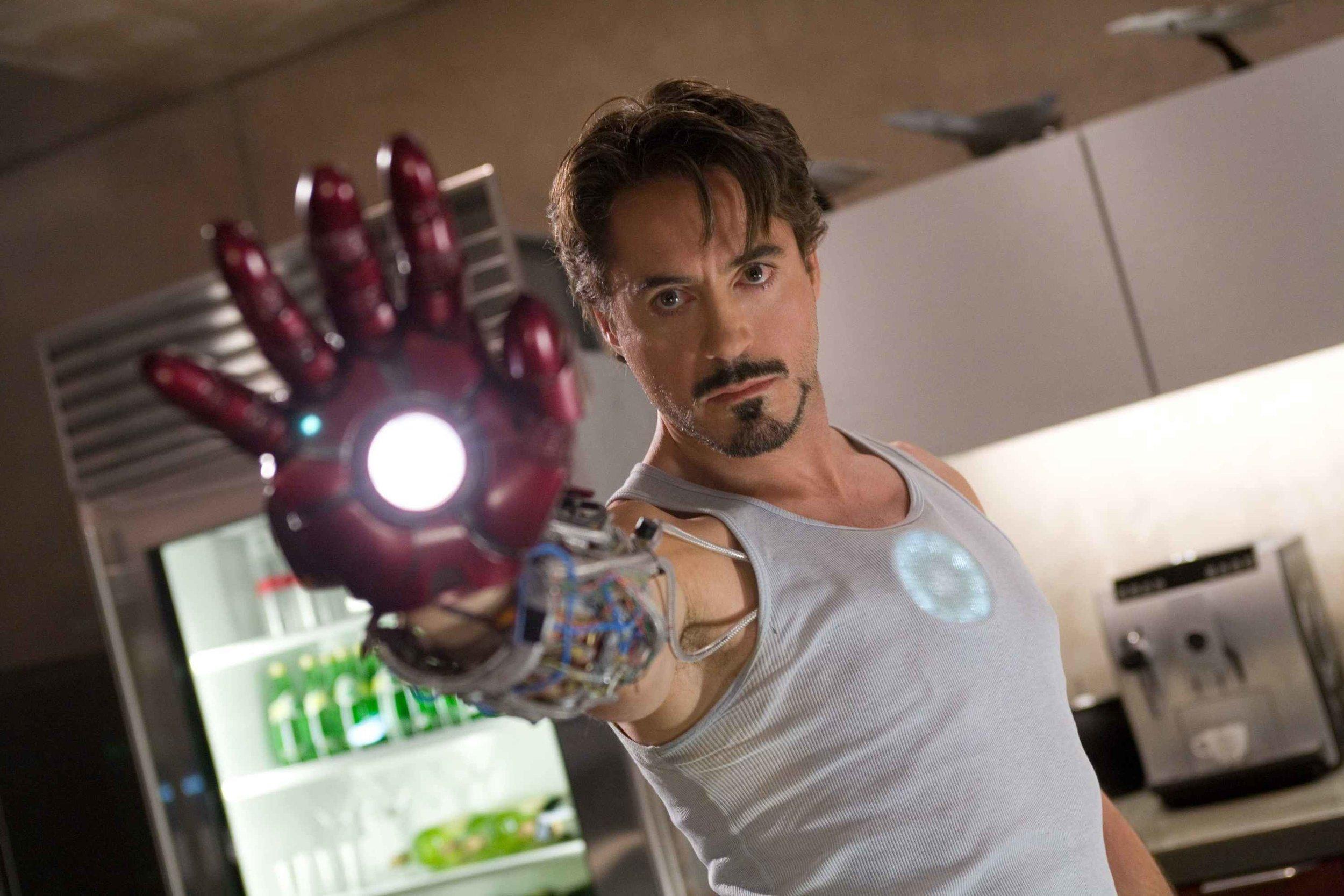 iron man marvel cinematic universe