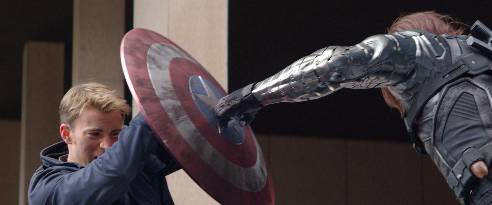 the winter soldier captain america marvel cinematic universe