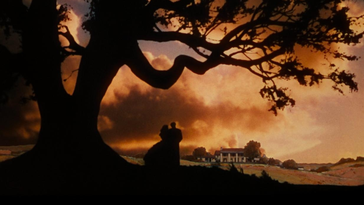 A still from Gone with the Wind (1939)