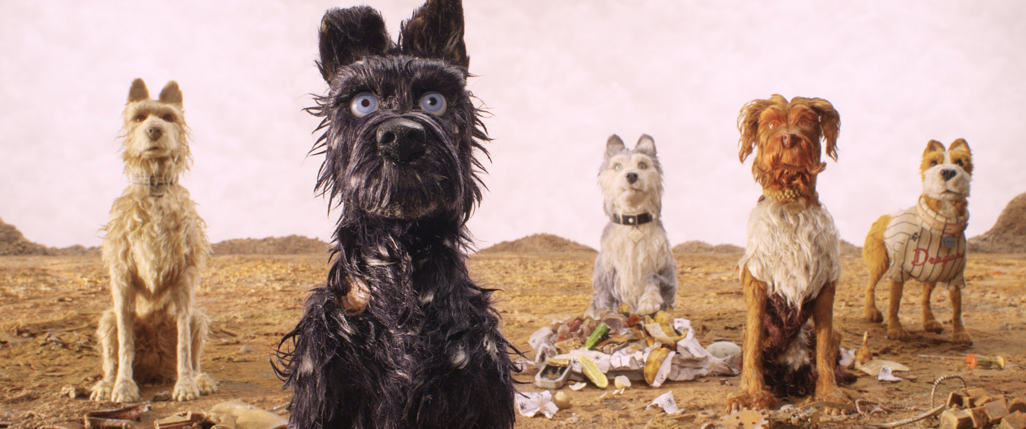 isle of dogs wes anderson