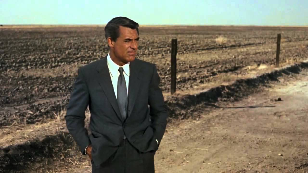north by northwest hitchcock cary grant