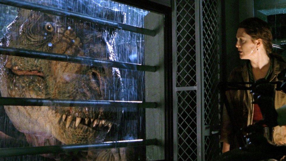 Something Has Survived The Lost World Jurassic Park 1997 Talk Film Society