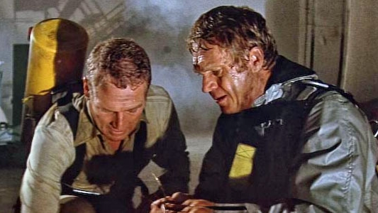 Paul Newman, Steve McQueen