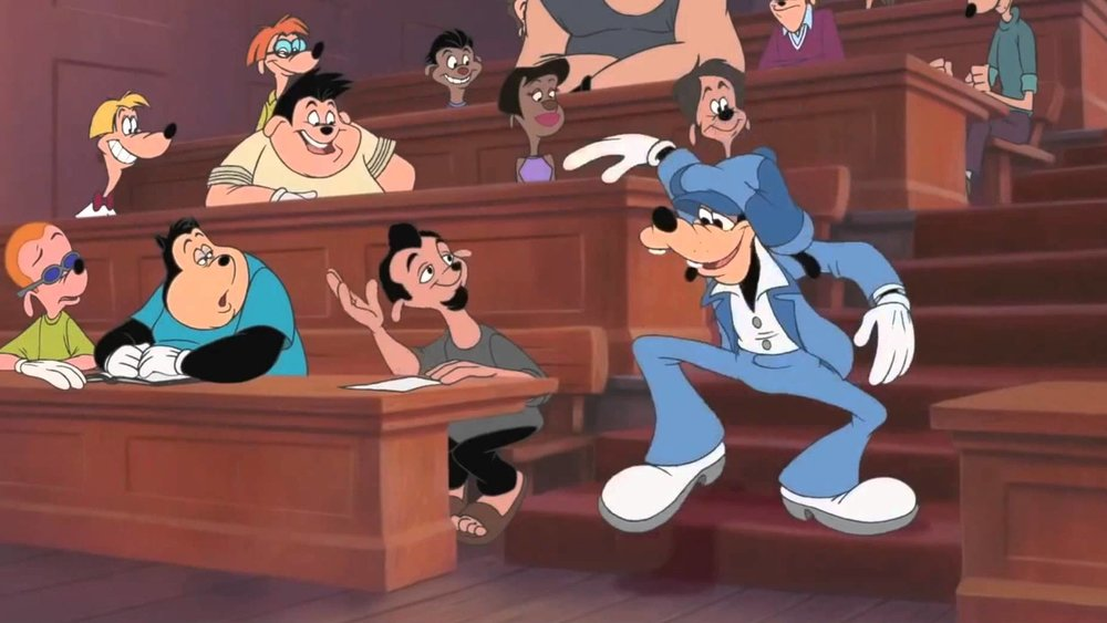 Seequels Episode 2 An Extremely Goofy Movie Talk Film Society